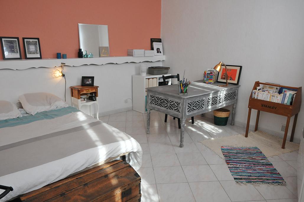 coralie aubert appartement 60m le charme d 39 une ambiance r tro vintage marseille 7 me. Black Bedroom Furniture Sets. Home Design Ideas