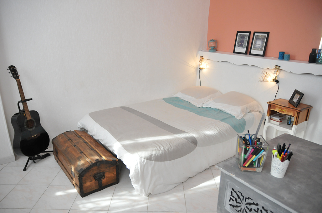 Populaire Coralie Aubert Appartement 60m² - Le charme d'une ambiance Rétro  BC15