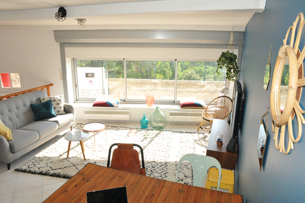 salon salle à manger coralie aubert décorateur d'intérieur marseille