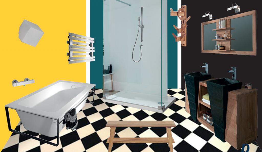 salle de bain Coralie Aubert Décoration d'intérieur Marseille