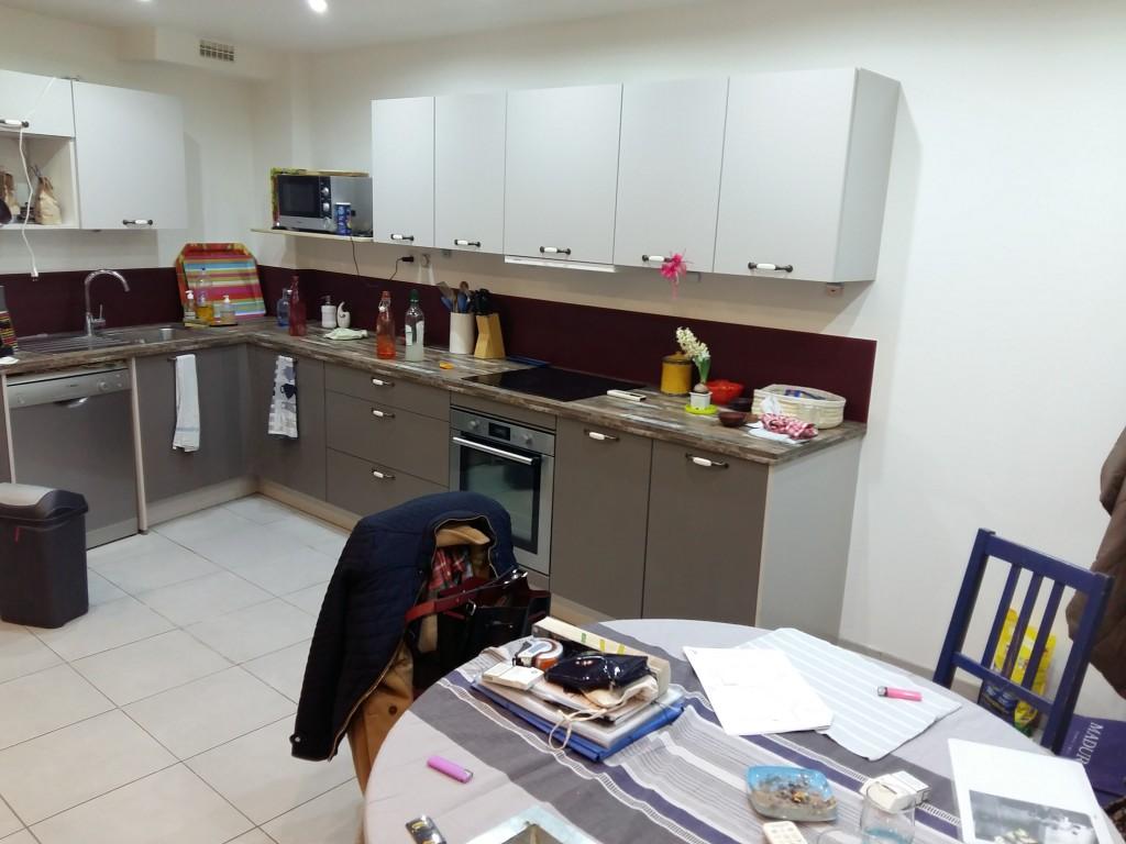 Réaménagement et décoration pièce à vivre maison marseille coralie aubert décorateur dintérieur