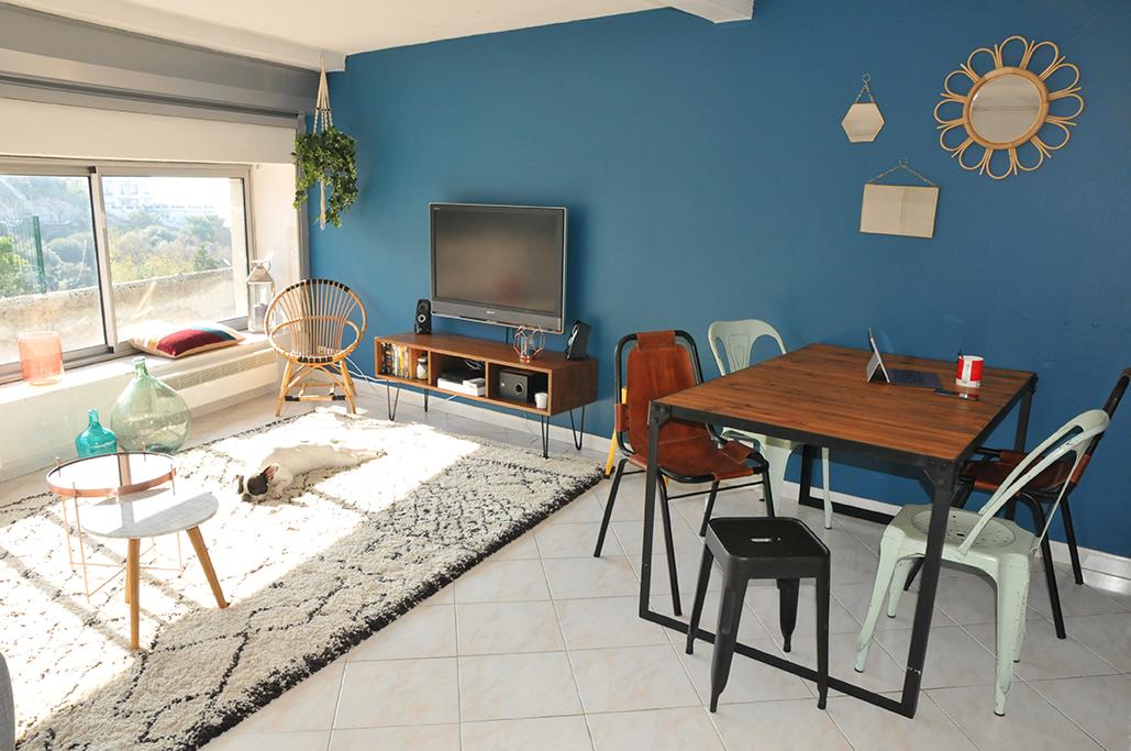 salle à manger salon scandinave industriel coralie aubert décorateur d'intérieur marseille